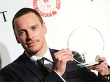 Michael Fassbender, London Critics' Circle Film Awards, BFI
