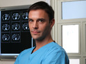 Joseph Millson's final Holby City scenes air on BBC One.