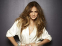 Jennifer Lopez also discusses working with estranged husband Marc Anthony.