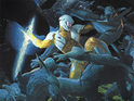 X-O Manowar gets writer Robert Venditti and artist Cary Nord.