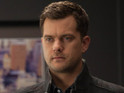 Joshua Jackson admits that he is concerned about the future of Fringe.