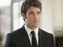 Josh Bowman says that he finds the erotic novel difficult to read.