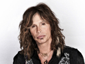 "Steven Tyler says he's ""on fire"" with excitement about Aerosmith's new album."