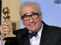 Martin Scorsese upsets in the 'Best Director' category at the Golden Globes.