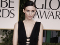 Rooney Mara likes actors who are not big stars.