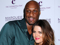 A clip from the upcoming second season of Khloe & Lamar is posted online.