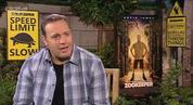 Comedy actor Kevin James talks to Digital Spy about his new movie 'Zookeeper'.