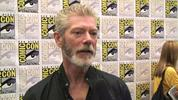 Avatar baddy Stephen Lang talks to us at Comic-Con about his forthcoming sci-fi series 'Terra Nova'.