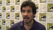 Heroes star Santiago Cabrera talks to us about his role in J.J. Abram's new crime procedural Alcatraz.