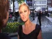 The Bourne Ultimatum premiere: Julia Stiles