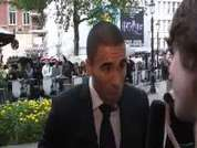 Digital Spy talks to Joey Ansah at the London premiere of The Bourne Ultimatum.