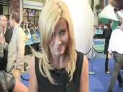 Michelle Collins tells Tube Talk about her new ITV reality-drama series Rock Rivals.