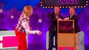 Celebrity Juice: Let's Get Ready To Fumble