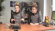 Jedward on... their new single 'WoW Oh WoW'