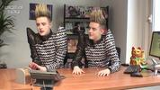 Jedward on... their hair