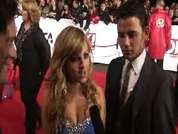 Digital Spy chats to Corrie's Tina O'Brien and Ryan Thomas on the red carpet at this year's National Television Awards.