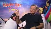 Robin Williams 'Happy Feet Two'