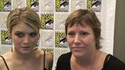 Alcatraz creator Elizabeth Sarnoff and star Sarah Jones discuss the drama at Comic-Con 2011