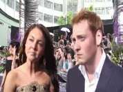British Soap Awards 2008: Charlie Clements and Lacey Turner
