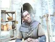 We chatted to Robin Hood new-boy David Harewood about playing a very different version of Tuck.