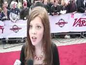 National Movie Awards 2008: Georgie Henley