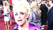 'Enders matriarch Barbara Windsor chats to us at the British Soap Awards