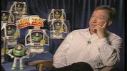 Tim Allen, the voice of Buzz Lightyear, talks to Digital Spy about the 3-D re-release of the 'Toy Story' films and next year's sequel 'Toy Story 3'.