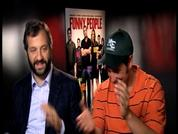 DS talks to Judd Apatow and Adam Sandler about their movie 'Funny People', which is out on DVD from 18th January.