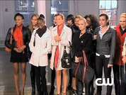 A clip from episode 2 of cycle 14 of The CW's America's Next Top Model.