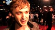 Digital Spy talks to Harry Potter actor Tom Felton at the premiere of 'Remember Me'.