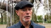 'Avatar' actor Stephen lang talks to DS in Hyde Park along side a specially erected Tree Of Souls.