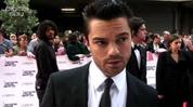 Dominic Cooper talks about his role in the upcoming 'Captain America' movie.