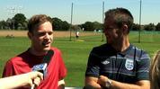 Olly Murs & Jamie Redknapp ('Soccer Aid')