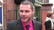 Digital Spy chats to Danny Miller at the British Soap Awards about his past year on the soaps and ask what's next for his character Aaron Livesy.