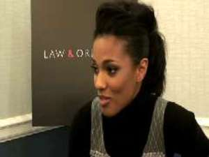 We caugt up with Freema Agyeman at the launch of her new show Law & Order: UK, and asked her a few sneaky questions about a return Doctor Who and the new boy in the Tardis.