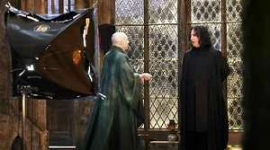 'Harry Potter and the Deathly Hallows Part 2' The Story of Snape featurette
