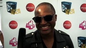 T4 On The Beach 2010: Taio Cruz