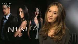 Maggie Q teases Nikita season 2