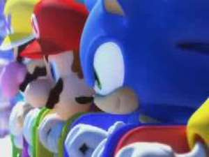 Mario & Sonic At The Olympic Winter Games available on Wii and DS