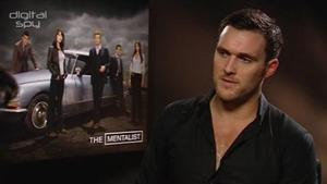 The Mentalist Owain Yeoman: Rigsby is stronger