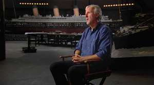 'Titanic 3D' James Cameron featurette