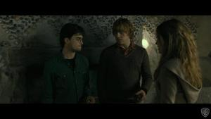 'Harry Potter and the Deathly Hallows - Part 2' deleted scene