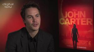 Taylor Kitsch on a return to 'X-Men'