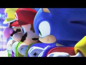 E3 trailer of  Mario & Sonic at the Olympic Winter Games