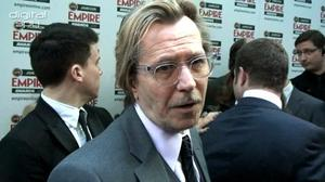 Empire Awards 2011: Gary Oldman on 'The Dark Knight Rises'