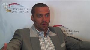Jesse Williams on Grey's Anatomy love triangle and season 8