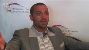Jesse Williams on the 'Grey's Anatomy' musical episode
