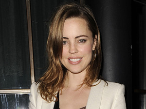 Melissa George arriving at the InStyle Best of British Talent Party at Shoreditch House. London