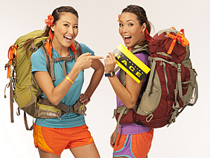 The Amazing Race Season 20: Sisters Misa & Maiya Tanaka