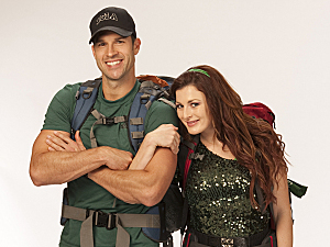 The Amazing Race Season 20: Engaged couple Brendon Villegas & Rachel Reilly